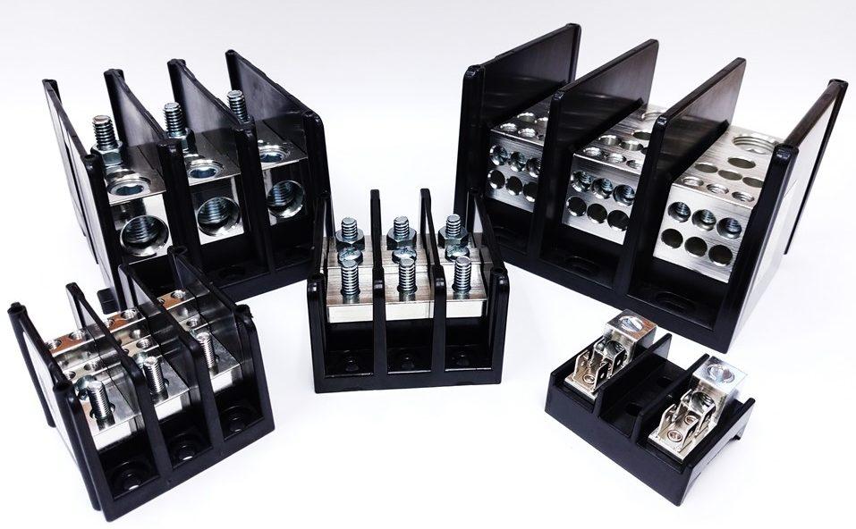High-Power Terminal Blocks