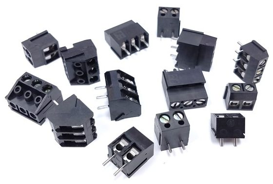 Wire Guard Terminal Blocks